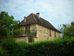Hôtel Chastrusse, Le Bourg, 46350, Nadaillac-de-Rouge
