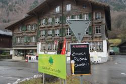 Gasthof zur Linde, Dorfstrasse 75, 3815, Gundlischwand