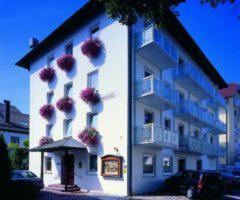 Hotel Germania, Denkmalplatz 5, 86825, Bad Wörishofen