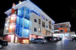 Georgetown Hotel, Plot C126, A close, 522 Road, Off 1st Avenue, Behind Fidelity Bank, Gwarimpa 2,, Kado