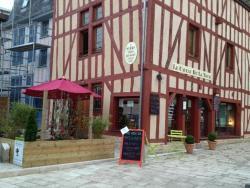 au pan de bois, 8 Rue de la Passion 128 Grande Rue  resistance, 10110, Bar-sur-Seine