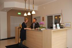 Apartment Hotel Rüther, Bahnhofstrasse 14, 26871, Papenburg