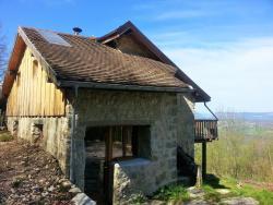 Gîte eco refuge, Montailloux de Bise Chemin des pierrailles, 01420, Puthier