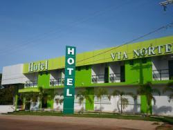 Via Norte Hotel, Br 153 km 672, Chacara 107 Gleba 05, 77402-210, Gurupi