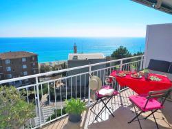 Nuria Seaview Beach-Apartment, Passatge Turó 23 C, 08390, Montgat