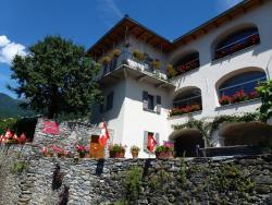 Casa Ai Portici, Via Soleggio 24, 6596, Gordola