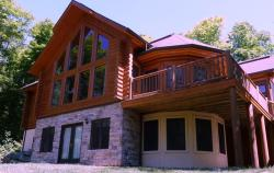 Chalet Tree House, 707, chemin des Guides, J0T 1T0, Lac-Castor