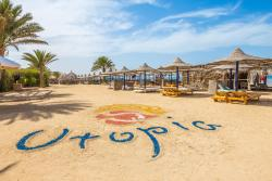 Utopia Beach Club, 20 km South of  El Quseir,, Quseir