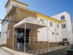 Hotel San Jorge, Pico del Campo s/n, 11180, Alcalá de los Gazules