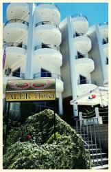 Aler Hotel Saranda, Butrinti str, 147, 9701, Sarandë