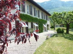 Chambres d'hôtes La Buissounette, 215 rue de la Grande Montée, 38500, La Buisse