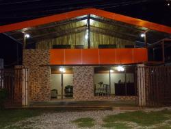 Hotel El Teca, 25mts Oeste de la Cruz Roja, 60502, Palmar Norte