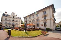 Le Metropole - Cerise Hotels & Résidences, 4B, Avenue des Thermes, 70300, Luxeuil-les-Bains