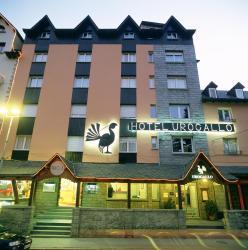 Hotel Urogallo, Avenida Castiero 7, 25530, Vielha