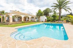Villa Tossalet, Calle El Helecho 2, 03730, Balcon del Mar