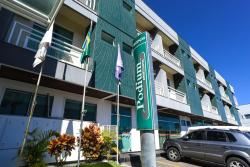 Podium Apart Hotel, Alameda Miguel Paschoal, 120, Vale dos Ipês, 37026-590, Varginha
