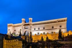 Hospedería Castillo Papa Luna, Plaza de Peñíscola, 15, 50250, Illueca