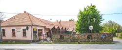 Borostyánkert Étterem & Vendégház, Kossuth u.21., 9671, Sitke