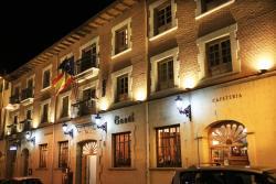 Hotel Gaudi, Plaza Ingeniero Eduardo de Castro, 6, 24700, Astorga