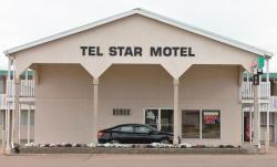 Tel Star Motel, 813 2nd Street West, T1R 1B4, Brooks