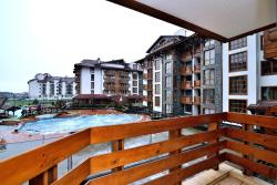 Cozy Apartment with Mountain View, Belvedere Holiday Club Bansko, 2770, Bansko