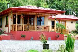 Bosque Del Tolomuco, 1 km Norte de Restaurante Mirador Vista del Valle La Hortensia de Parramo, 11901, La Ese
