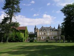 Château de Buros, Château de Buros, 40310, Gabarret