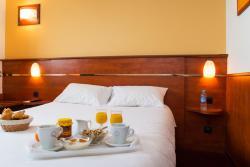 Brit Hotel Rennes Cesson – Le Floréal, Za De La Rigourdière, 35510, Cesson-Sévigné