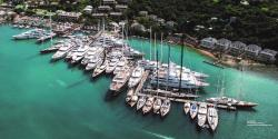 Antigua Yacht Club Marina Resort, Antigua Yacht Club Marina, Falmouth Harbour, Antigua West Indies, West Indies, English Harbour Town