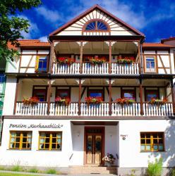 Pension Kurhausblick, Brinkstr. 26, 06485, Bad Suderode