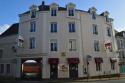 Logis Le Bretagne, 1, Place De La Croix D'or, 72140, Sillé-le-Guillaume
