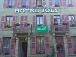 Hotel Joly, 3-12 rue de Bazennerye, 23800, Dun-le-Palestel