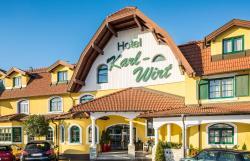 Hotel Karl-Wirt, Ketzergasse 155, 2380, Перхтольдсдорф