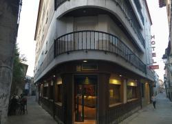 Hotel Bayona, Conde, 36, 36300, Baiona