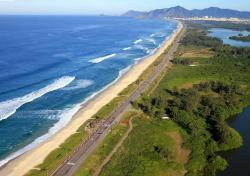 Apartamento Reserva da Praia, Estrada dos Bandeirantes 15501 bloco 2 apartamento 410, 22783-551, Rio de Janeiro