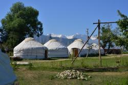 Jurten Camp Almaluu, Issyk Kul, Gebiet Yssykköl, Kirgisis, 722000, Tong