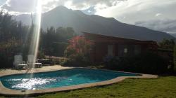 Cabañas Canto dei Grilli, Callejon Libertad 007, San Isidro, 5 Km de Vicuña, 1760000, Vicuña