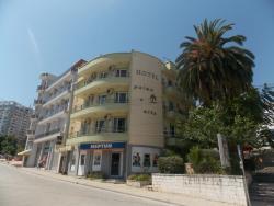 Hotel Palma e Arte, Rruga Flamurit No: 5, Lagja No: 1, 9701, Sarandë