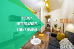 Appart Cosy Hyper Centre, 14 rue Saint-Patern, 56000, Vannes