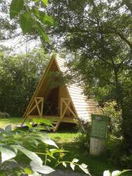 Camping L'Ilot des Marais, Lieu-dit Les Baritaudières 5 Route de Chaillé, 85370, Le Langon