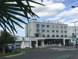 Le Grand Hotel, 1 porte de paris, 59600, Maubeuge