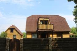 Usadba Zagornoe, 26 building, Vitebsk region, Chvasty village дом, 211995, Khvosty