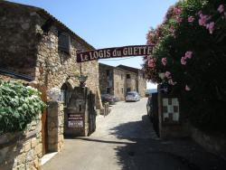 Le Logis Du Guetteur, Place Du Château, 83460, Les Arcs sur Argens
