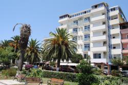 Republika Hotel, Rruga Jonianet 0240, 9701, Sarandë