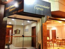 Hotel Comendador Express, Rua Francisco Marques 190, 96200-150, Rio Grande