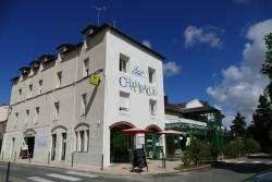 Logis Le Champalud, 1, Place Du Chanoine Bricard, 49270, Champtoceaux