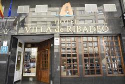 Hotel Villa De Ribadeo, Avda de Asturias 8-10 Planta 1ª, 27700, Ribadeo