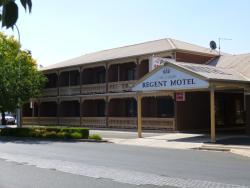 Albury Regent Motel, Albury Regent Motel 666 Dean Street, 2640, Albury