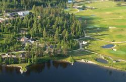 Lomakeskus Revontuli Cottages, Revontulentie 1, 41500, Hankasalmi