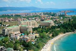 Sol Nessebar Bay Resort & Aquapark - All inclusive, 7A, Aurelia Blvd., 8230, Nessebar